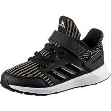 adidas Rapida Run Knit I Laufschuhe Kinder core black