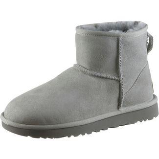 Ugg CLASSIC MINI II Boots Damen grey violet