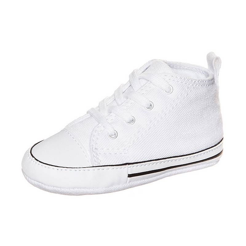 b2f93b2632452 CONVERSEChuck Taylor Star SneakerKinder white First nozmta9004 ...