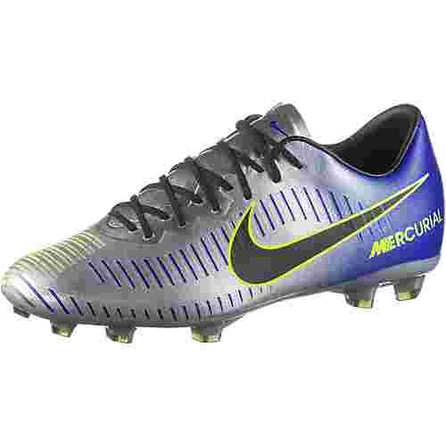 more photos 115c0 e3a97 Nike JR MERCURIAL VAPOR XI NJR FG Fußballschuhe Kinder racer  blue/black-chrome-volt-volt im Online Shop von SportScheck kaufen