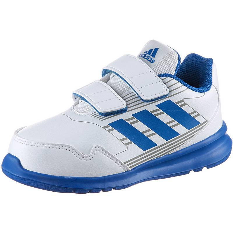 wholesale dealer 21593 ee8d3 adidasAltaRun CF HallenschuheKinder blue
