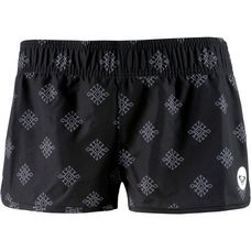 Roxy Badeshorts Damen anthracite pearly tiles