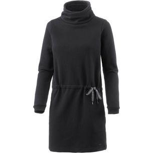 Bench Jerseykleid Damen black beauty