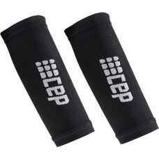 CEP Forearm sleeves Armlinge black-grey