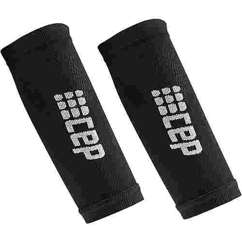 CEP Forearm sleeves Armlinge black-grey