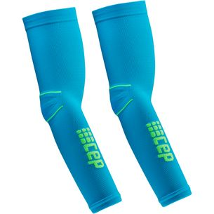 CEP Arm sleeves L2 Armlinge hawaii blue-green