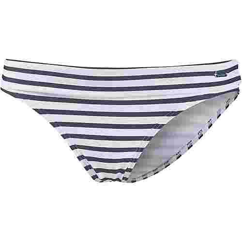 VENICE BEACH Summer Bikini Hose Damen marine-weiß gestreift