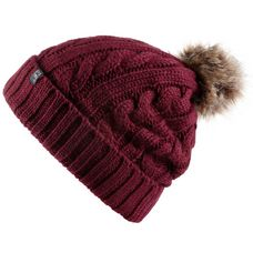 Protest Arges Beanie Damen beet reed
