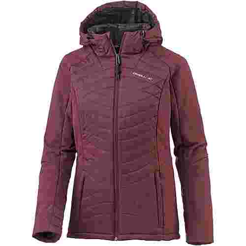 O'NEILL KINETIC SHIELD Snowboardjacke Damen Windsor Wine
