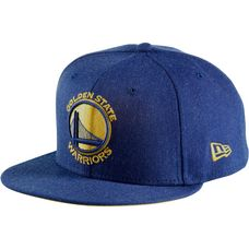 New Era 9FIFTY Golden State Warriors Cap heather light royal-yellow