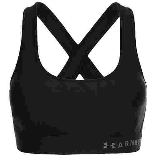 Under Armour Armour Mid Crossback Sport-BH Damen black-black-graphite