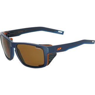 Julbo Shield Sportbrille blau/orange