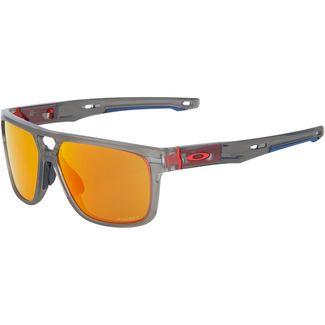 Oakley Crossrange Patch Sonnenbrille matte grey ink/prizm ruby