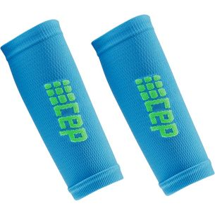 CEP Forearm sleeves Armlinge hawaii blue-green
