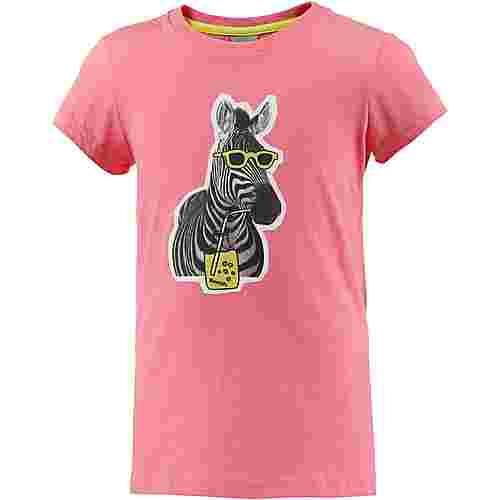 Bench T-Shirt Kinder strawberry pink