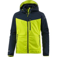 ICEPEAK Silvain Softshelljacke Herren light green