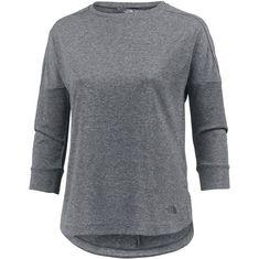 The North Face Inlux Funktionsshirt Damen vanadis grey heather