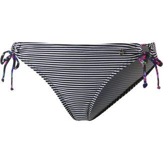 S.OLIVER Leni Bikini Hose Damen schwarz-weiß gestreift