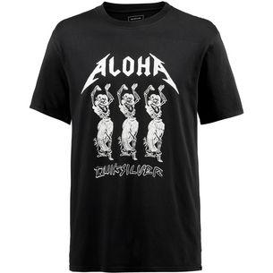 Quiksilver SSGMTDPEACHBUZZ T-Shirt Herren TARMAC