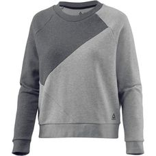 Reebok Workout Ready Sweatshirt Damen medium grey heather