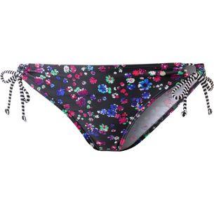 S.OLIVER Leni Bikini Hose Damen blumendruck schwarz
