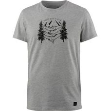 Millet Barrinha Funktionsshirt Herren heather grey
