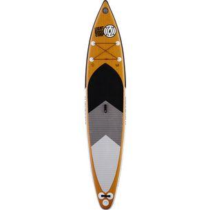 Light MFT Tourer 12`6 SUP Board Braun