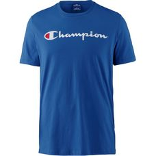 CHAMPION T-Shirt Herren blue