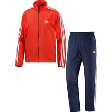 adidas Woven Light Trainingsanzug Herren hi-resred
