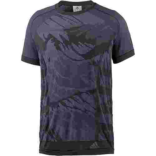 adidas Ultra PY Laufshirt Herren black