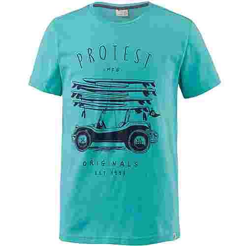 Protest T-Shirt Kinder aqua