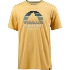 Burton UNDERHILL T-Shirt Herren OCHRE