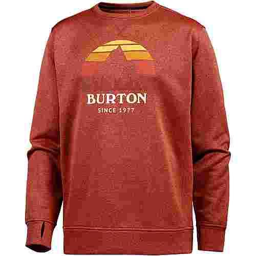 Burton OAK Sweatshirt Herren BOSSA NOVA HEATHER