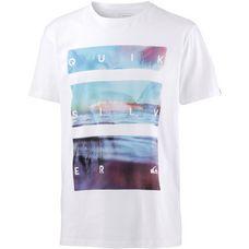 Quiksilver FLAXTONSETAPPCH T-Shirt Herren WHITE