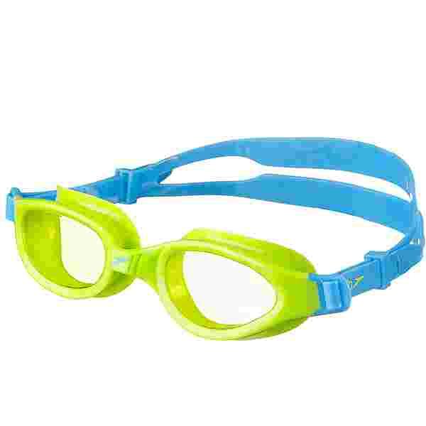 SPEEDO Futura Plus Schwimmbrille blue-green