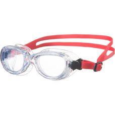 SPEEDO Futura Classic Schwimmbrille Kinder lava red/clear