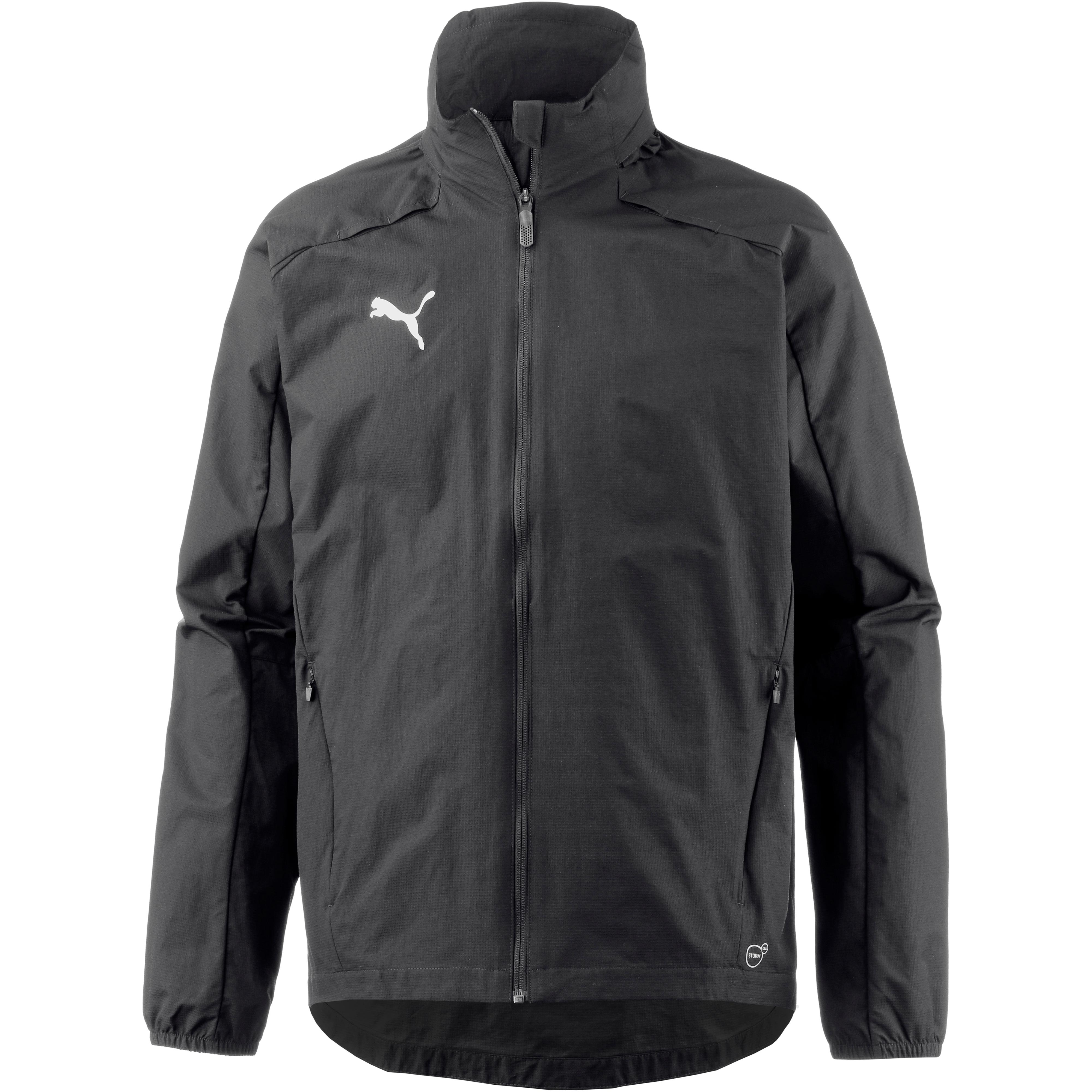 dd01213b50ad09 PUMA LIGA Regenjacke Herren puma black-puma white im Online Shop von  SportScheck kaufen