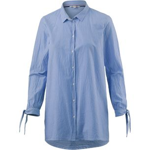TOM TAILOR Langarmhemd Damen white-1