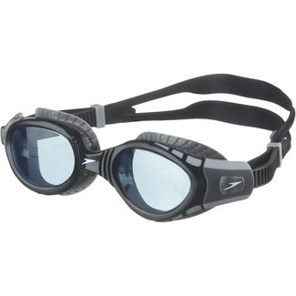 SPEEDO Futura Biofuse Flexiseal Schwimmbrille cool grey/black/smoke