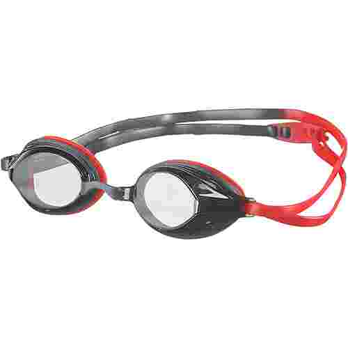 SPEEDO Vengeance Schwimmbrille lava red/usa charcoal/smoke