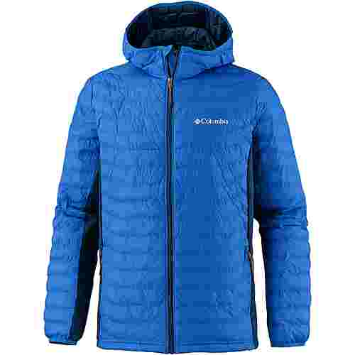 Columbia Powder Lite Kunstfaserjacke Herren super blue-carbon-heatwave