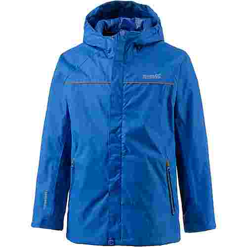Regatta Funktionsjacke Kinder skydiver blue
