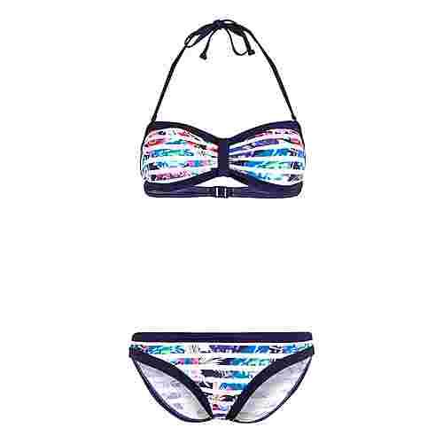 sunseeker Bikini Set Damen weiß-marine