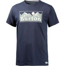 Burton RALLEYE T-Shirt Herren MOOD INDIGO