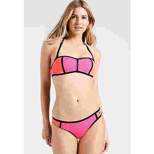Bench Bikini Set Damen pink-orange