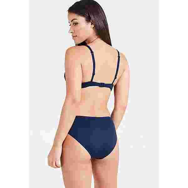 S.OLIVER Bikini Set Damen dunkelblau