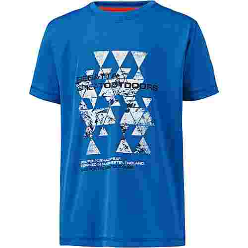 Regatta T-Shirt Kinder skydiver blue
