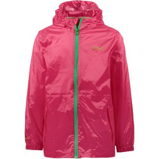 Regatta Pack-It-Jacket III Regenjacke Kinder hot pink