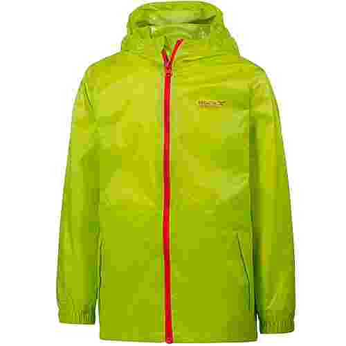 Regatta Pack-It-Jacket III Regenjacke Kinder lime zest