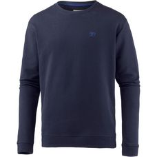 TOM TAILOR Sweatshirt Herren true dark blue